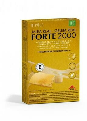 INTERSA BIPOLE ROYAL JELLY FORTE 2000