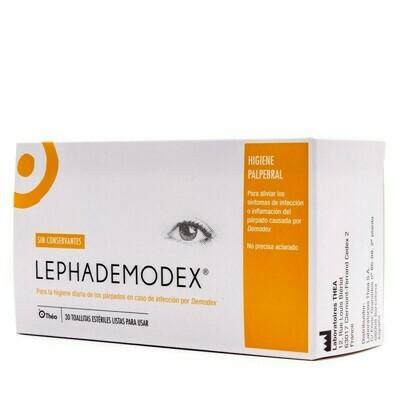 LEPHADEMODEX 30 TOALLITAS ESTERILES