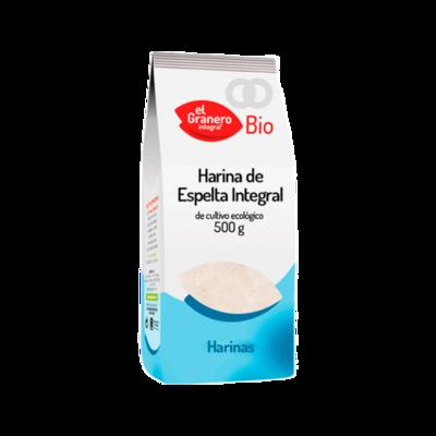 EL GRANERO HARINA ESPELTA INTEGRAL BIO 500G