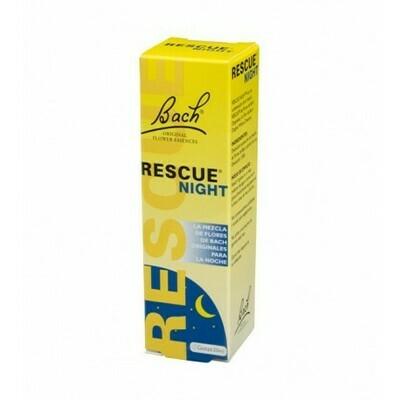 F.B.RESCUE REMEDY NIGHT 20 ML.
