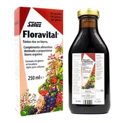FLORAVITAL  SIN GLUTEN 250 ML