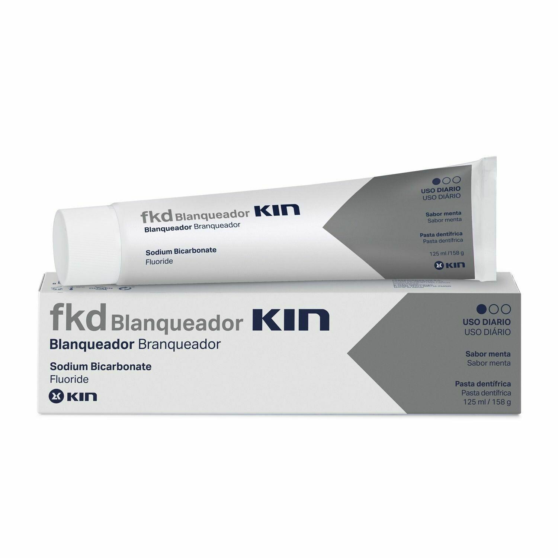 FKD DENTIFRICO BLANQUEADOR 125 ML