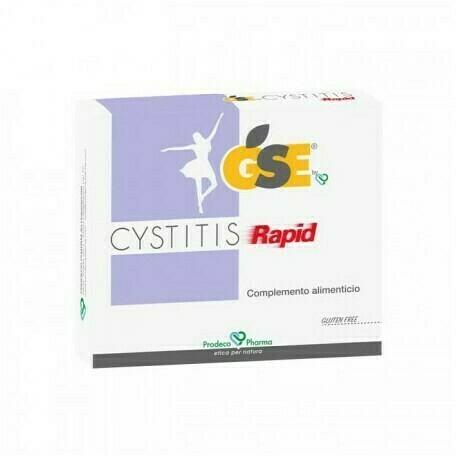 GSE CYSTITIS RAPID 30 COMPRIMIDOS