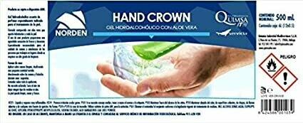 HAND CROWN 500ML