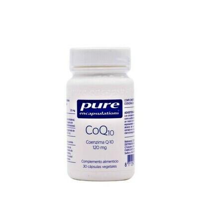 PURE ENCAP COQ10 30CAP