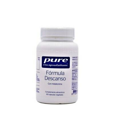 PURE ENCAP FORMULA DESCANSO 60 CAP