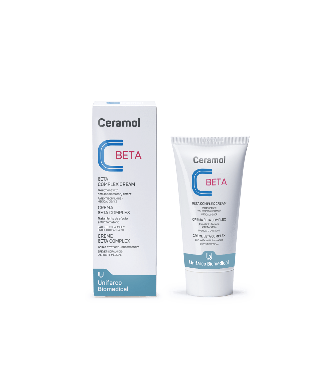 CERAMOL BETACOMPLEX 50ML