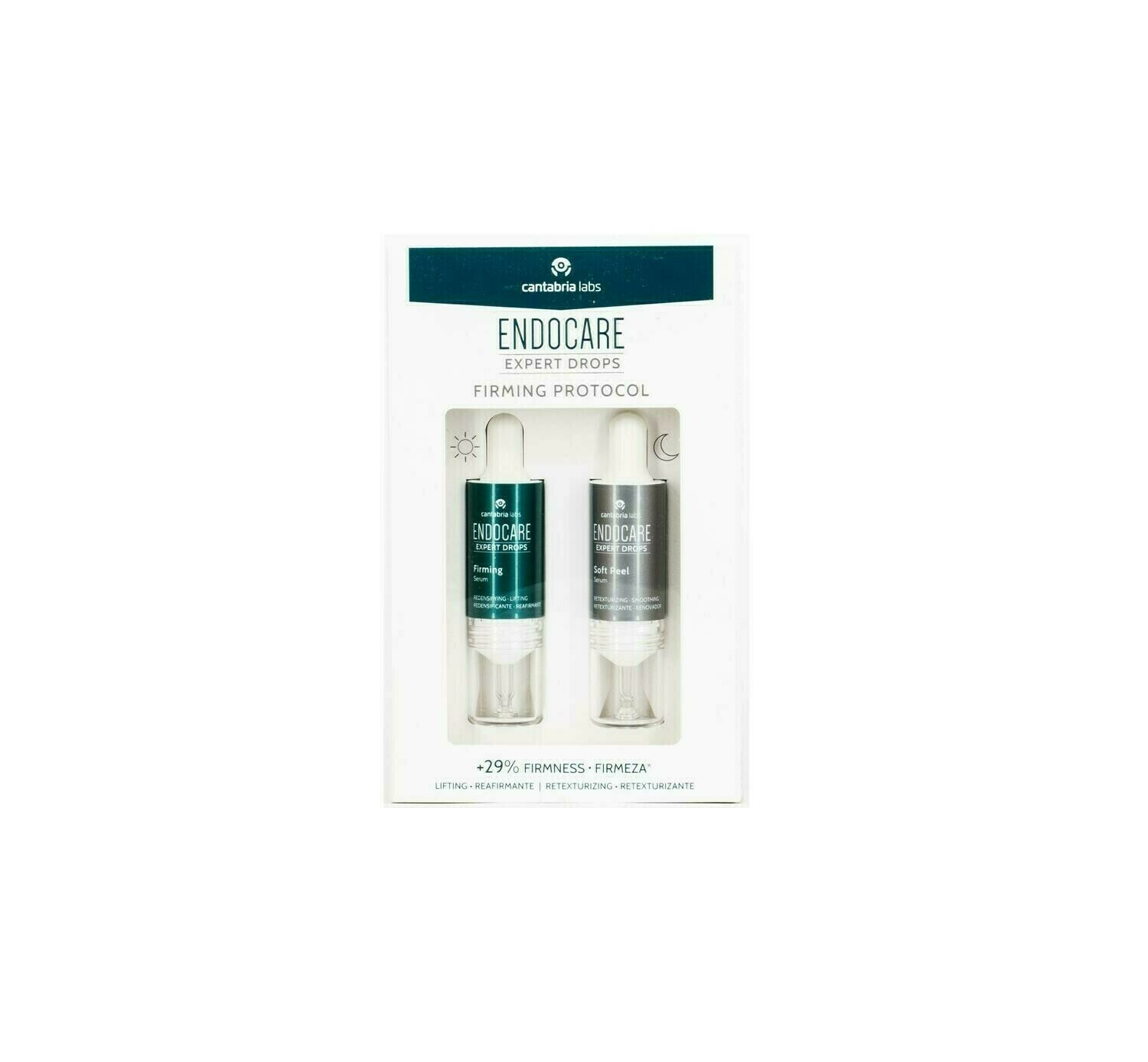 ENDOCARE EXPERT DROPS FIRMING PROTOCOL 2 X 10 ML
