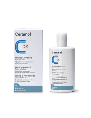 CERAMOL DS DERMO CHAMPU 200ML
