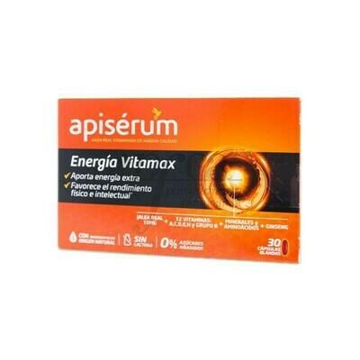 APISERUM VITAMAX 30 CAPSULAS BLANDAS