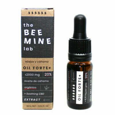 BEEMINE ACEITE FORTE   CON 20% CBD 10 ML