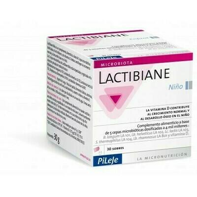 LACTIBIANE ENFANT PILEJE 2.5 G 30 SOBRES