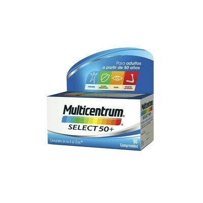 MULTICENTRUM SELECT 50  90 COMP