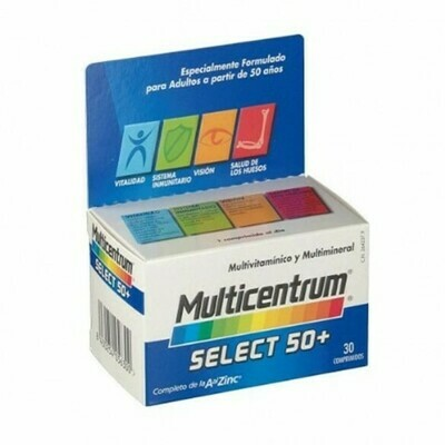 MULTICENTRUM SELECT 50  30 COMP