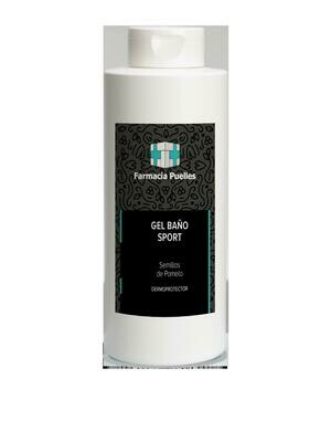 FARMACIA PUELLES GEL BAÑO SPORT 750ML