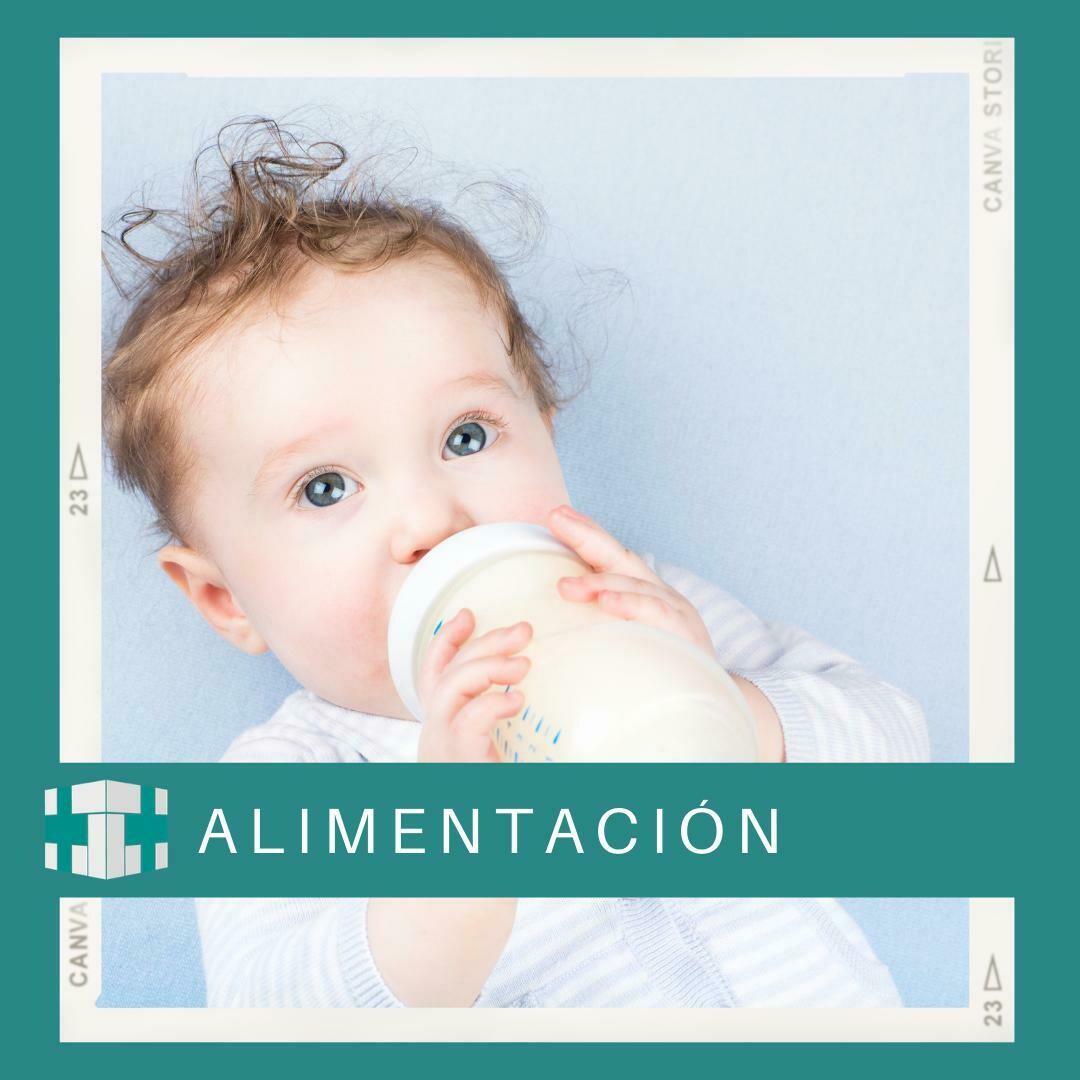 Alimentación para bebés
