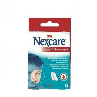 3M NEXCARE BLOOD STOP TAPON NASAL 2 U