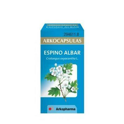ESPINO ALBAR ARKOCAPSULAS 270 MG 50 CAPSULAS