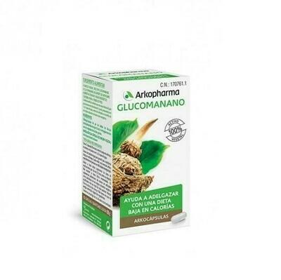 GLUCOMANANO ARKOPHARMA 150 CAPS