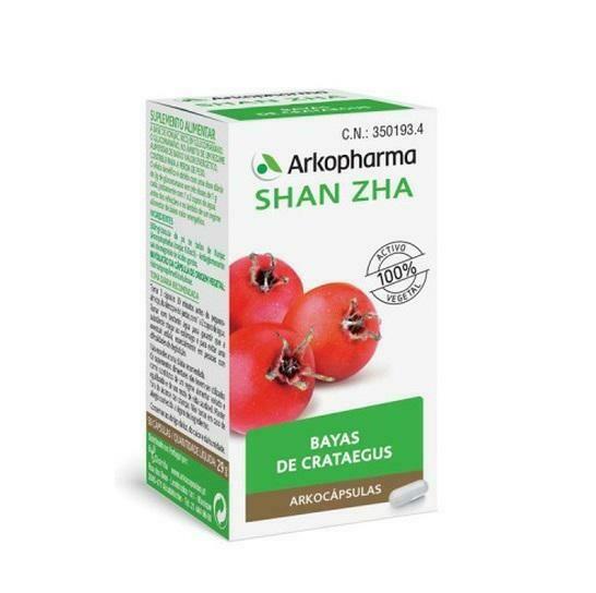 SHAN ZHA ARKOPHARMA 48 CAPS