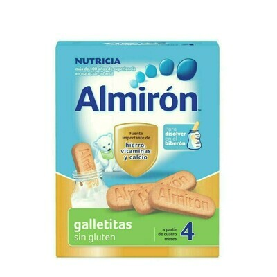 ALMIRON GALLETITAS ADVANCE PACK SIN GLUTEN 250 G