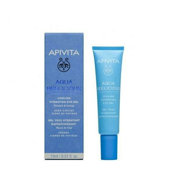 APIVITA AQUA BEELICIOUS EYE GEL 15 ML