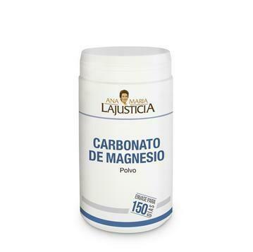 CARBONATO DE MAGNESIO POLVO 150 G