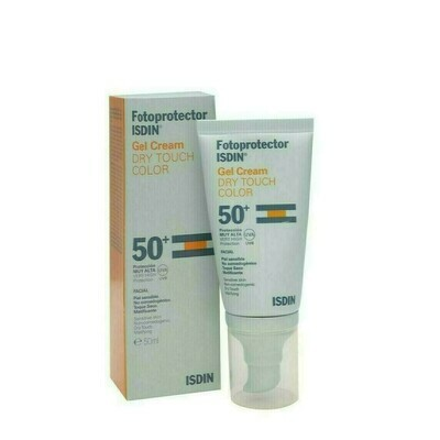 FOTOPROTECTOR ISDIN SPF-50  GEL-CREMA DRY TOUCH 50 ML
