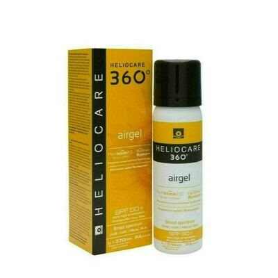 HELIOCARE 360º SPF 50  FLUIDO AIRGEL PROTECTOR S 60 ML
