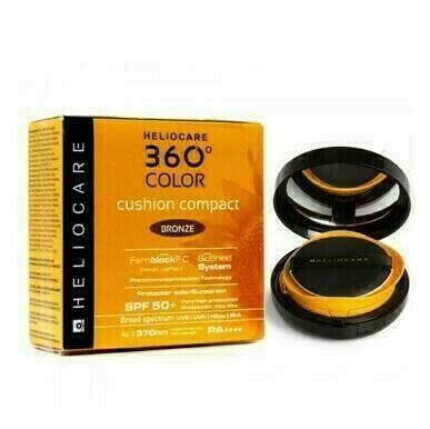 HELIOCARE 360º COLOR CUSHION COMPACT SPF 50  PRO BRONZE 15 G