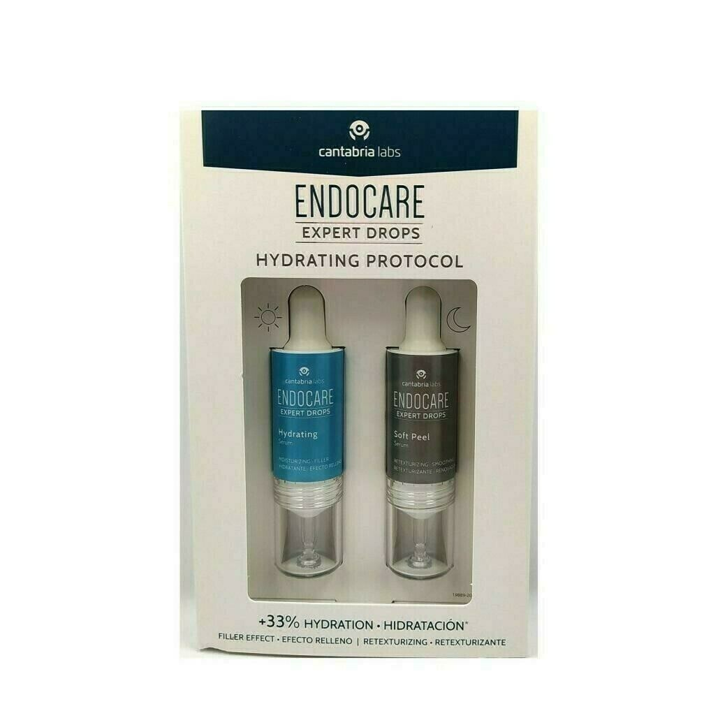 ENDOCARE EXPERT DROPS HYDRATING PROTOCOL 2 X 10 ML