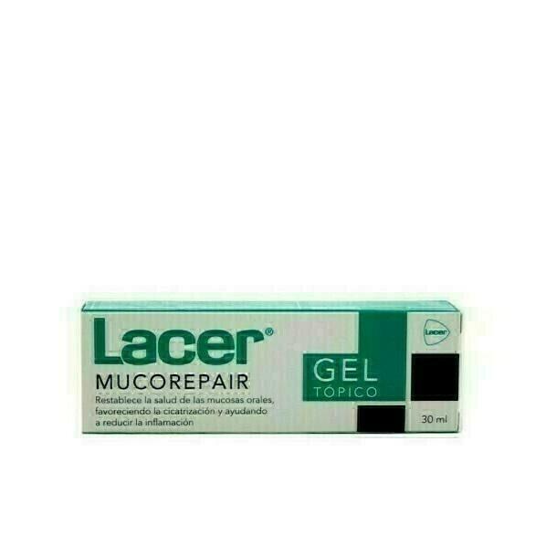 LACER MUCOREPAIR GEL TOPICO 30 ML