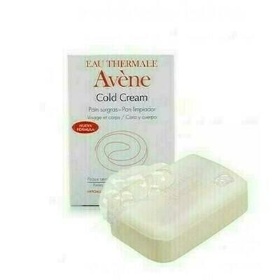 AVENE COLD CREAM PAN LIMPIADOR SOBREGRASO 100 G