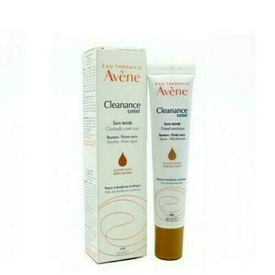 AVENE CLEANANCE EXPERT CUIDADO CON COLOR 40 ML