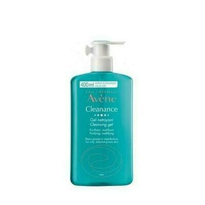 AVENE  GEL CLEANANCE 400 ML