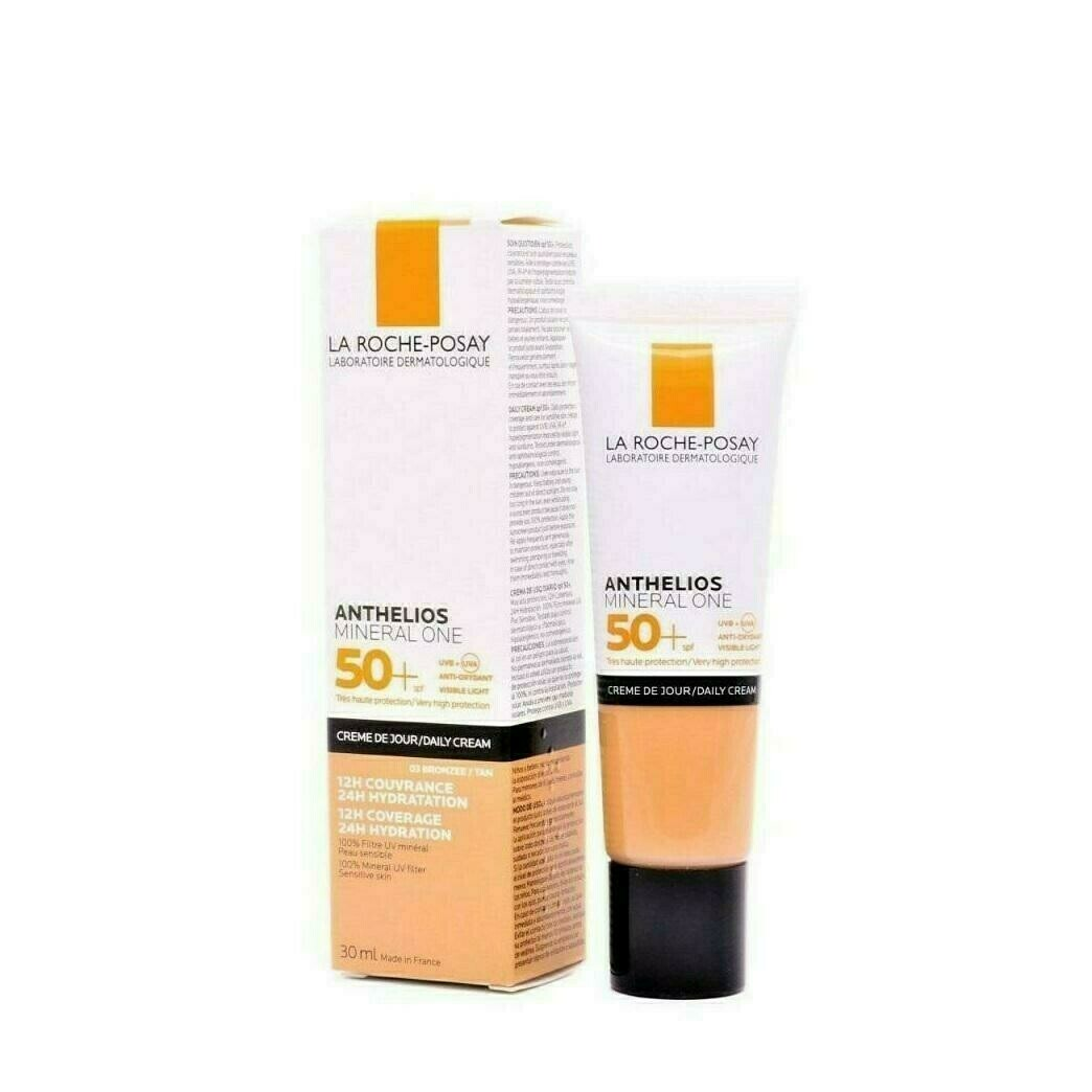 ANTHELIOS MINERAL ONE SPF 50  CREMA BRONZEE 30 ML