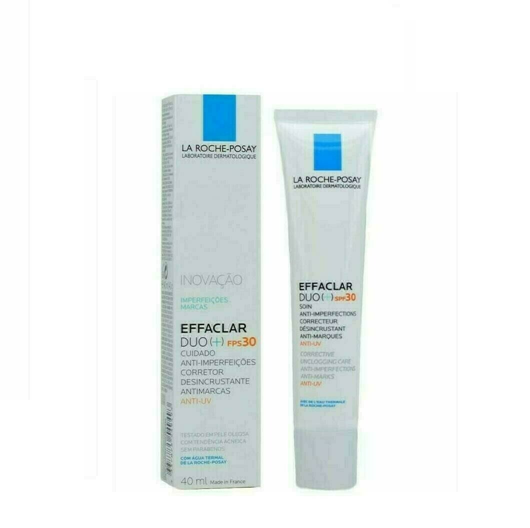 EFFACLAR DUO ( ) SPF 30 40 ML
