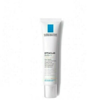 EFFACLAR DUO ( ) UNIFIANT TONO CLARO 40 ML
