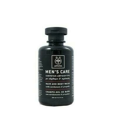 APIVITA MEN CARE CHAMPU-GEL 250ML