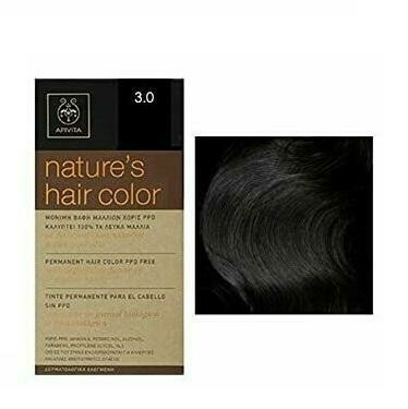 APIVITA NATURES HAIR COLOR 3.0