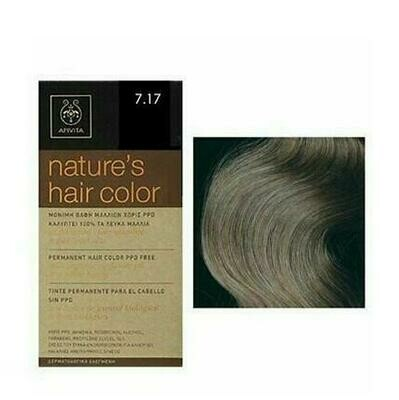 APIVITA NATURE HAIR 7,17