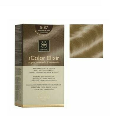 APIVITA NATURE HAIR COLOR 9.87