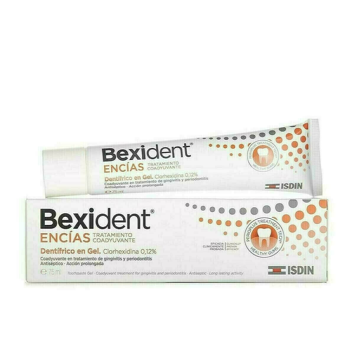 BEXIDENT ENCIAS GEL TOPICO GINGIVAL CLORHEXIDINA 50 ML