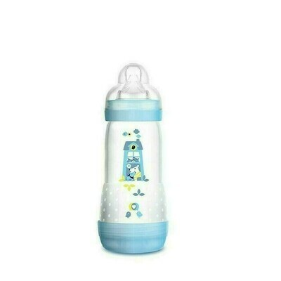 BIBERON ANTICOLICO MAM ANTICOLIC EASY START 320 ML AZUL