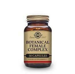 SOLGAR BOTANICAL FEMALE COMPLEX 30 CAPS