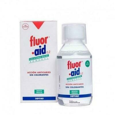 FLUOR AID 0,2 COL 150 ML