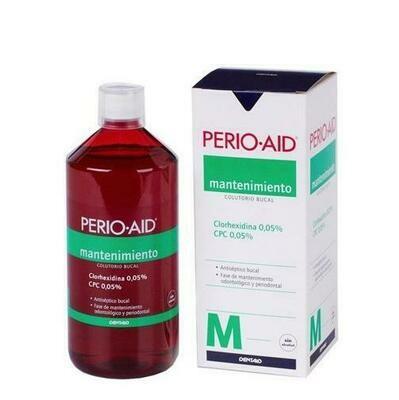 PERIO AID 0.12 MANTENIMIENTO Y CONTROL 500 ML