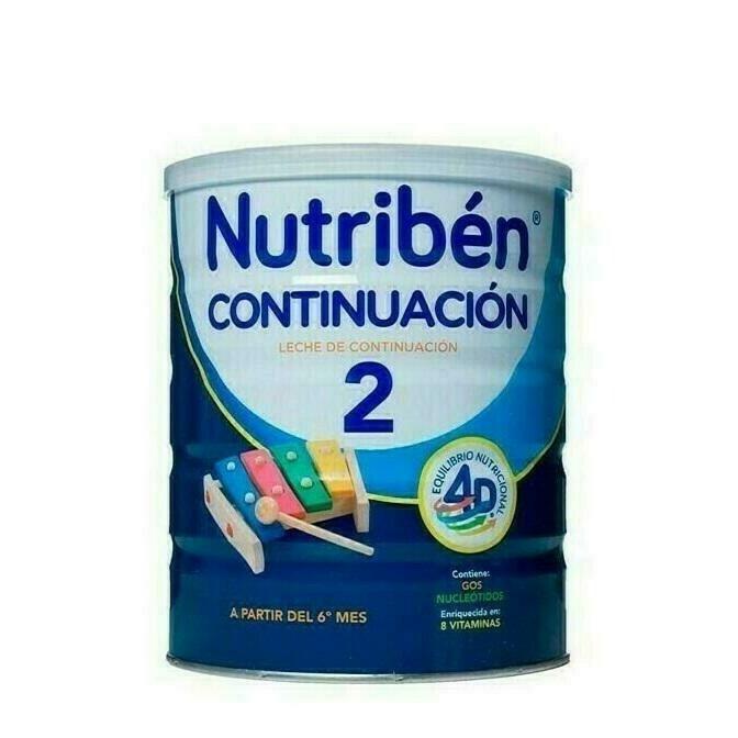 NUTRIBEN CONTINUACION 400 G