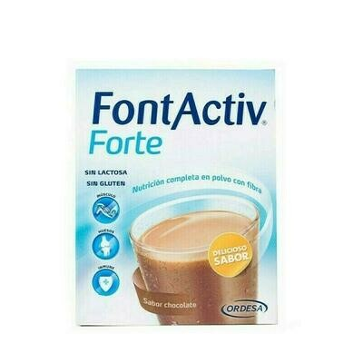 FONTACTIV FORTE 30 G 14 SOBRES CHOCOLATE