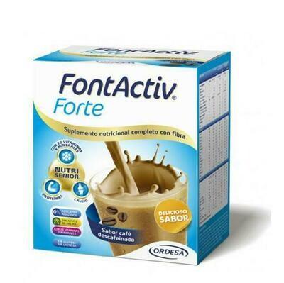 FONTACTIV FORTE 30 G 14 SOBRES CAFE